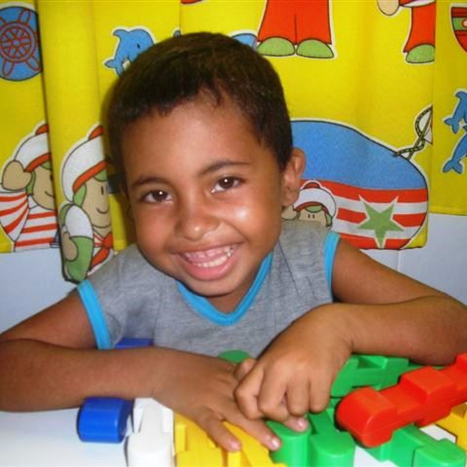 ChildAid Brazil - Marcos