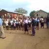AIC Open air preaching service