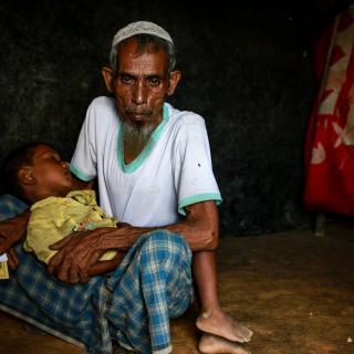 Medair Rohingya