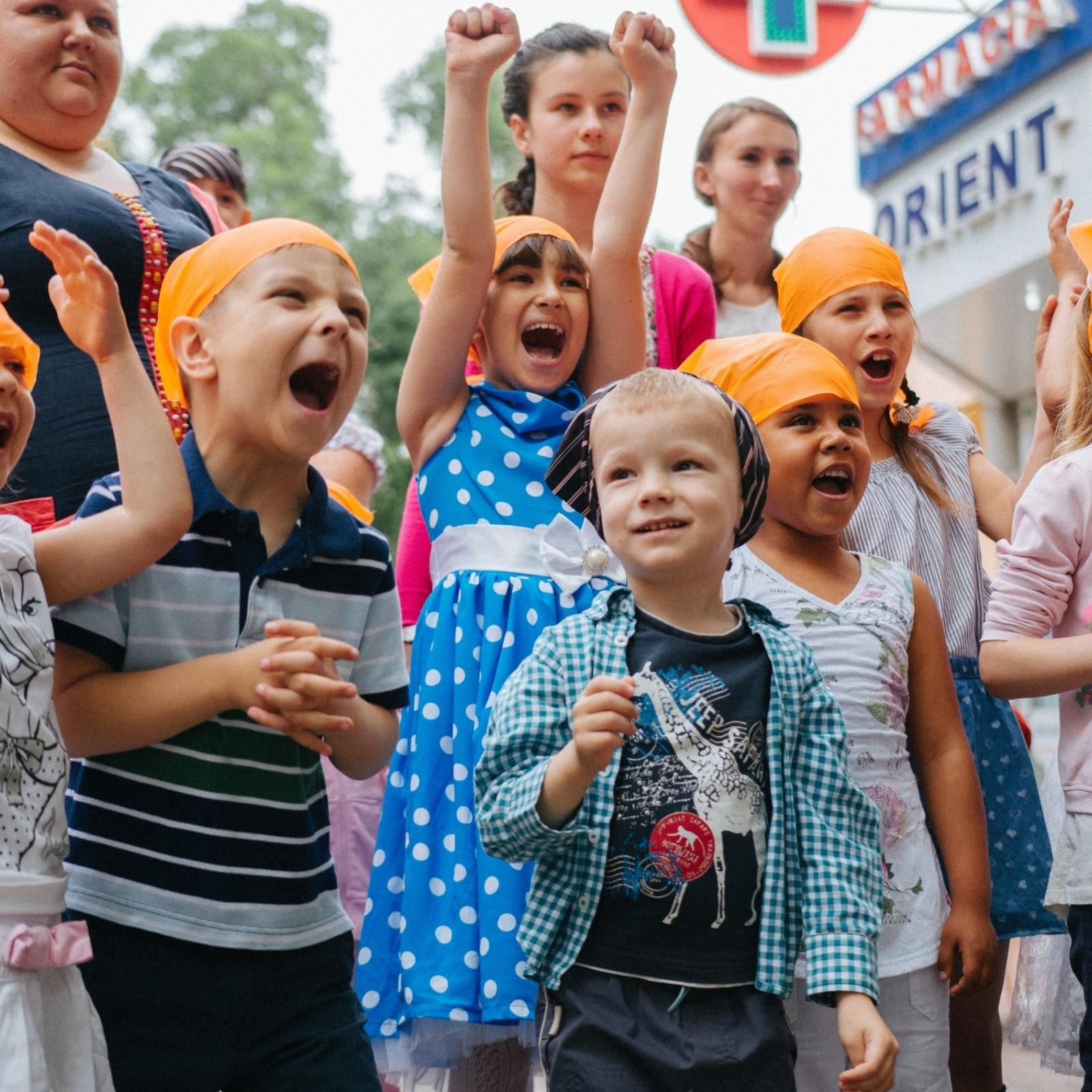 Moldova children
