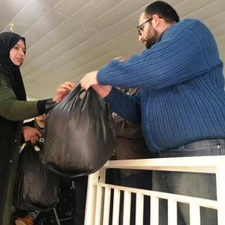 Lebanon Syria refugees
