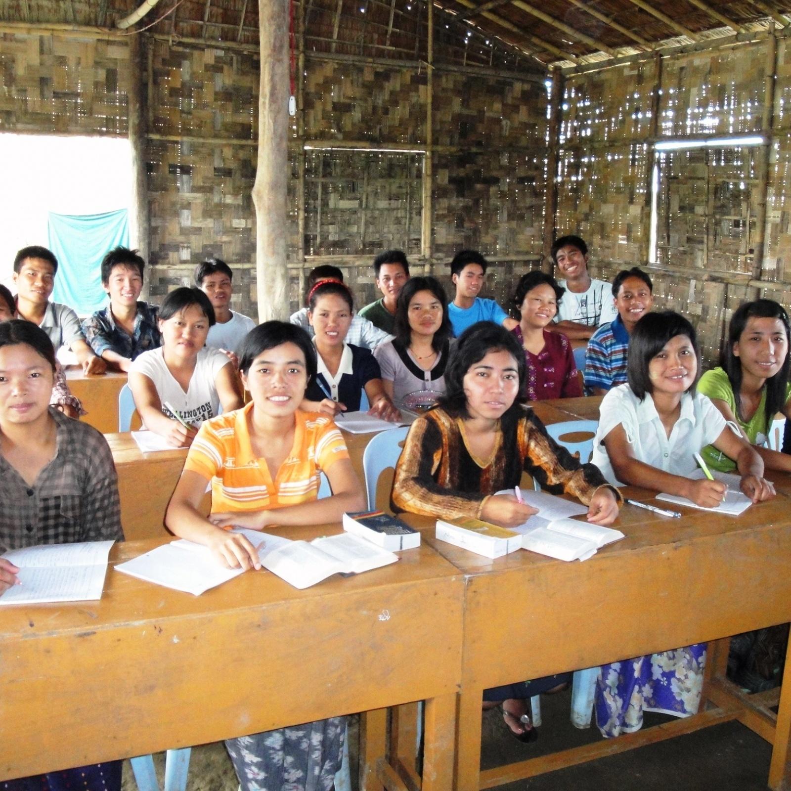 Myanmar bible college