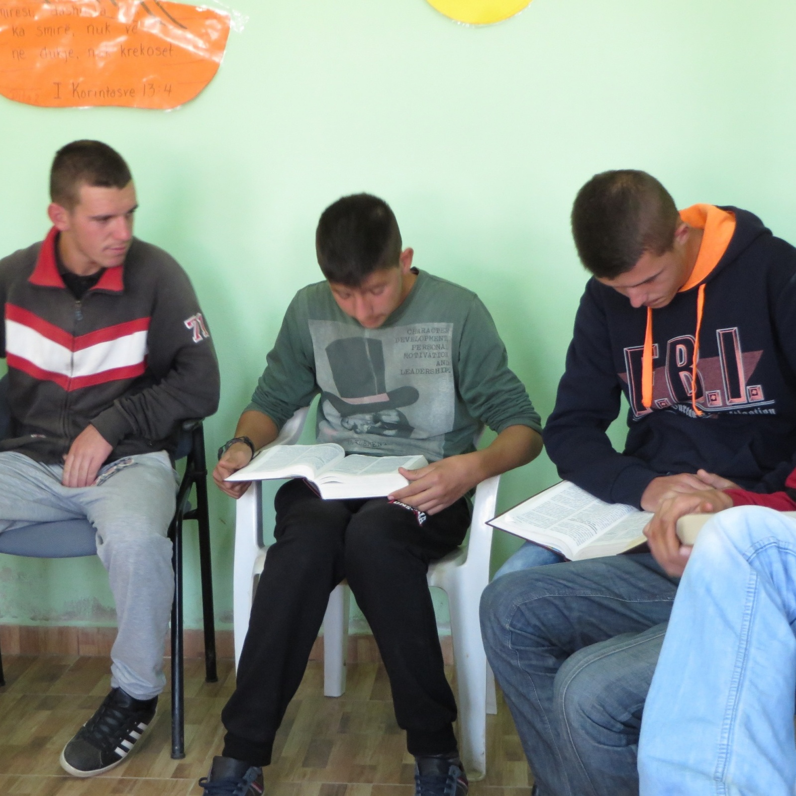 Albania boys group