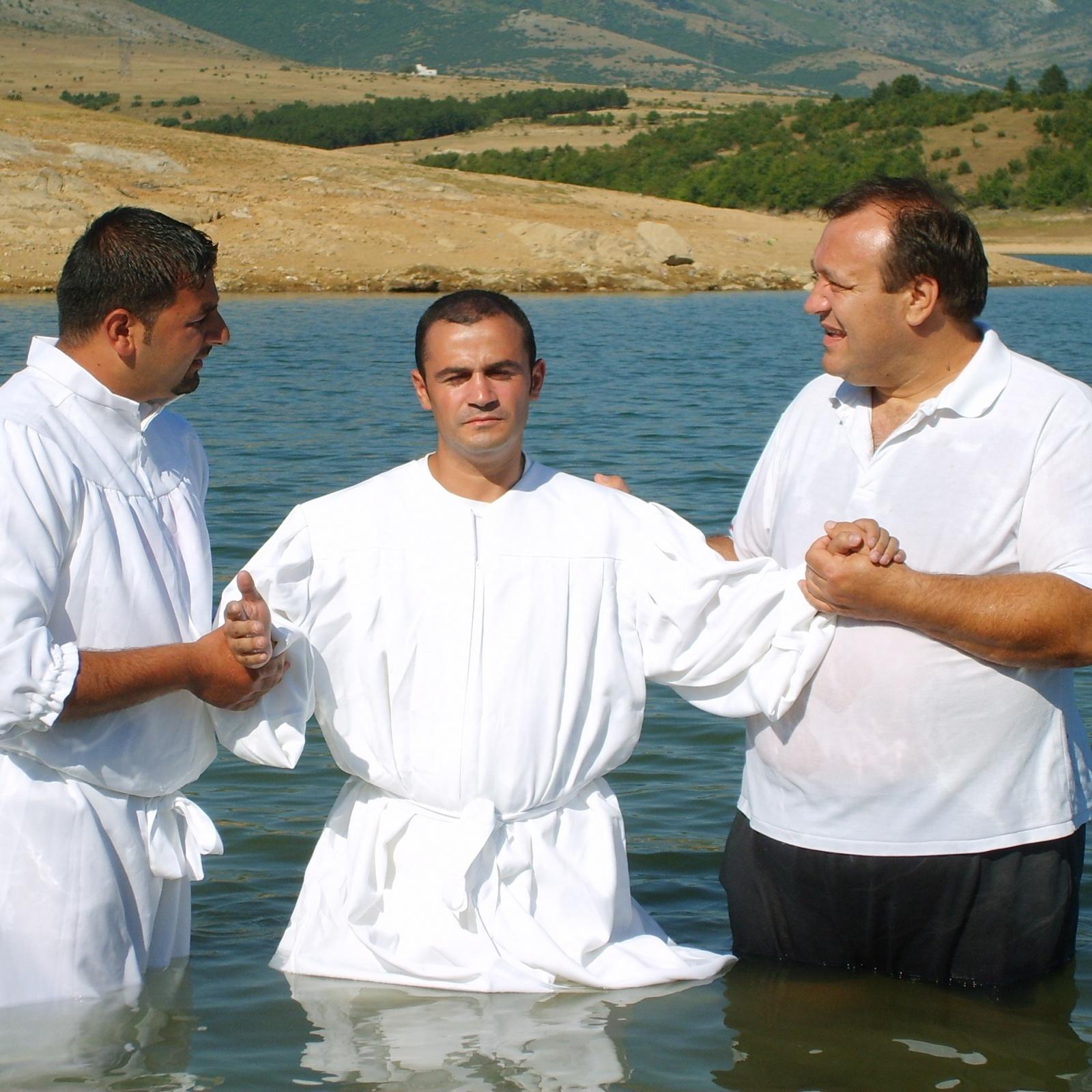 Macedonia baptism