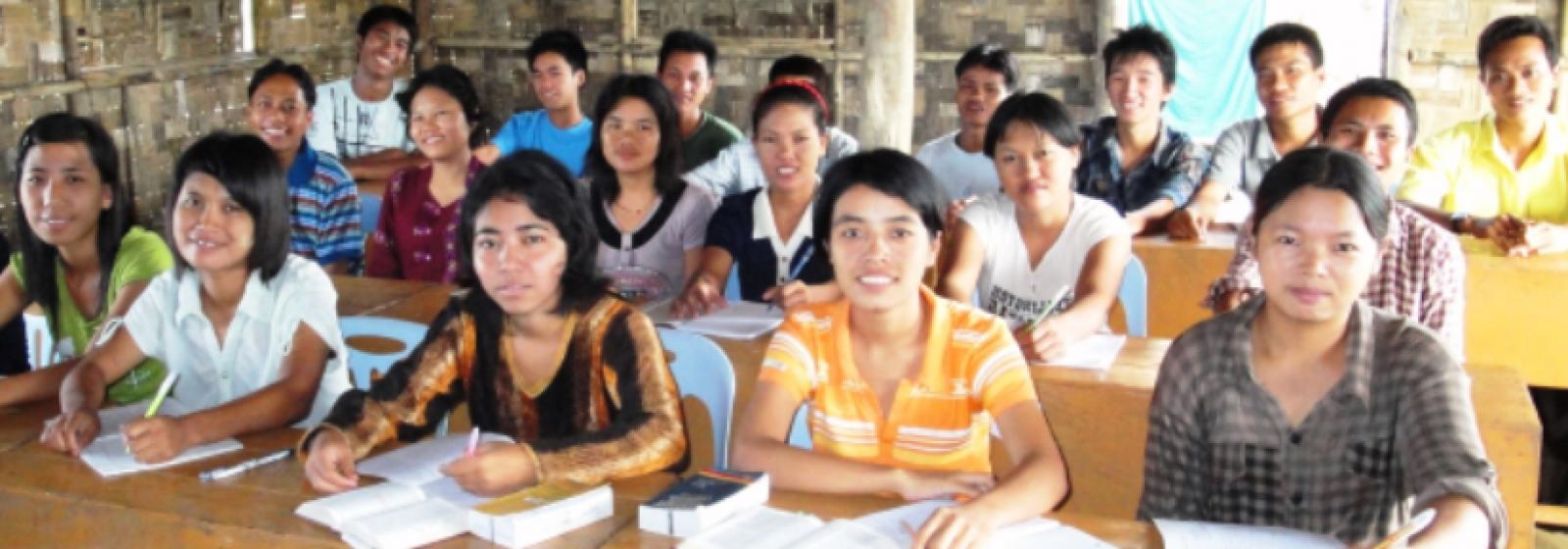 Word of Hope Bible College Myanmar