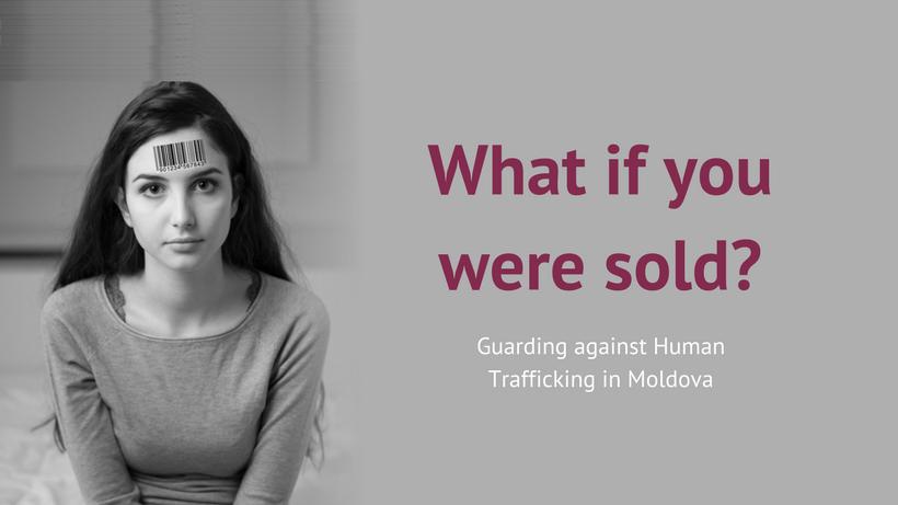 Human trafficking standard