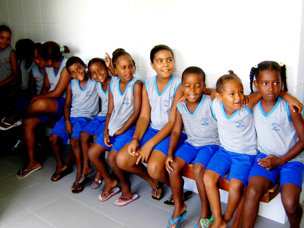ChildAid Brazil children