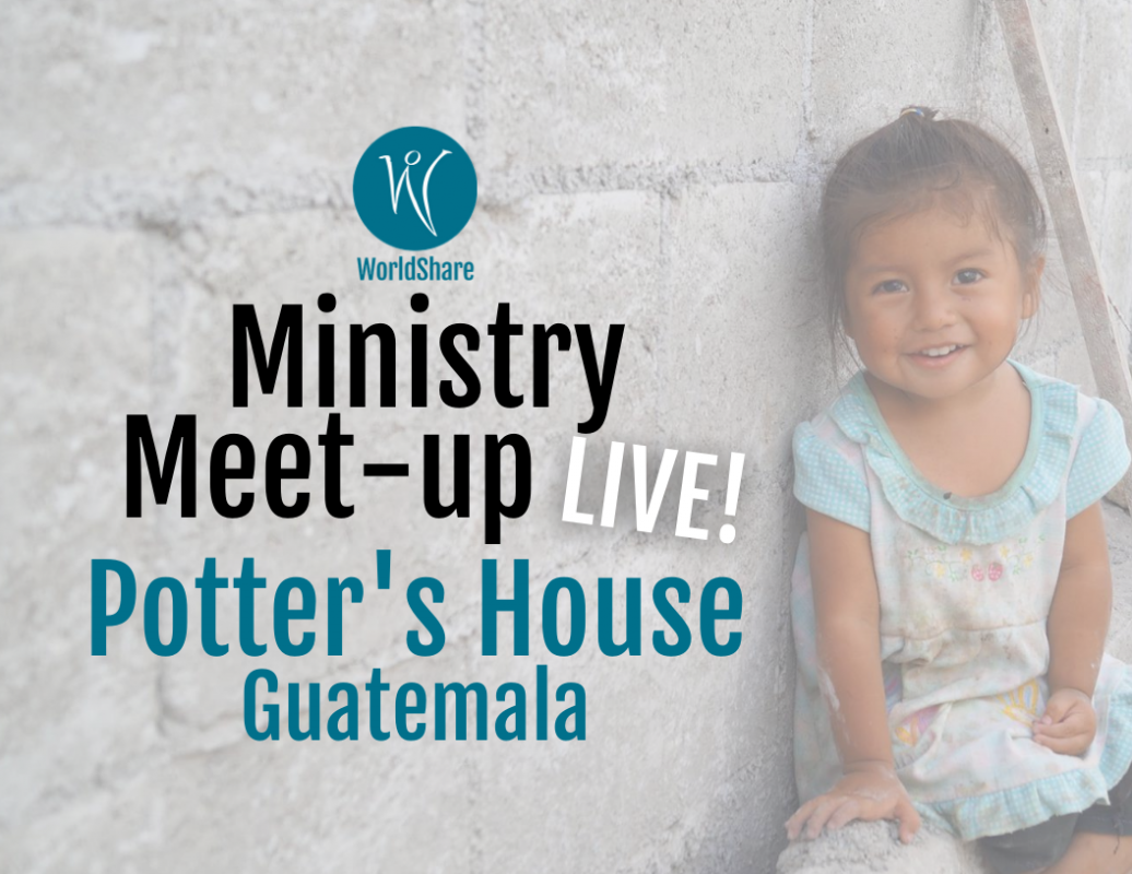 Ministry Meet-Up Live Header