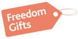 Freedom Gifts logo