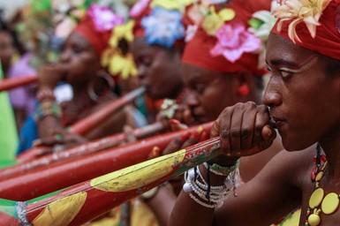 Haiti Easter music