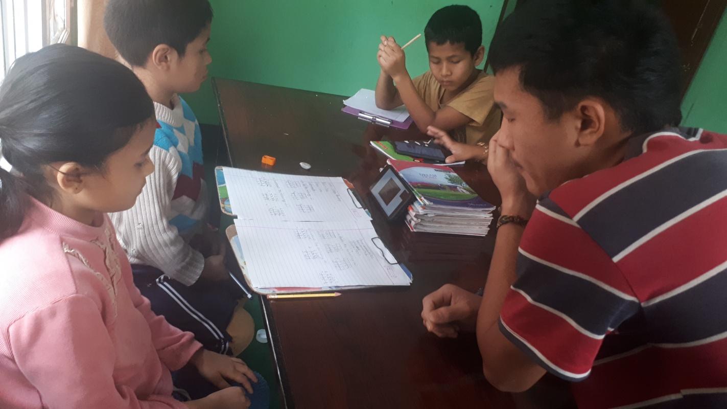GFN - Online schooling