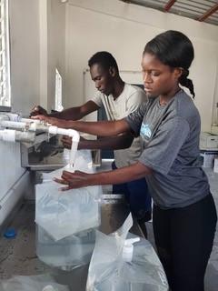 Pifo Haiti - Earthquake response