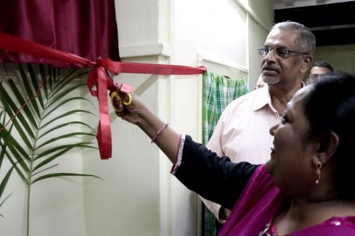 Ashaloy House - inauguration