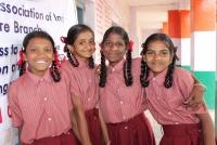 BCM Girls at school