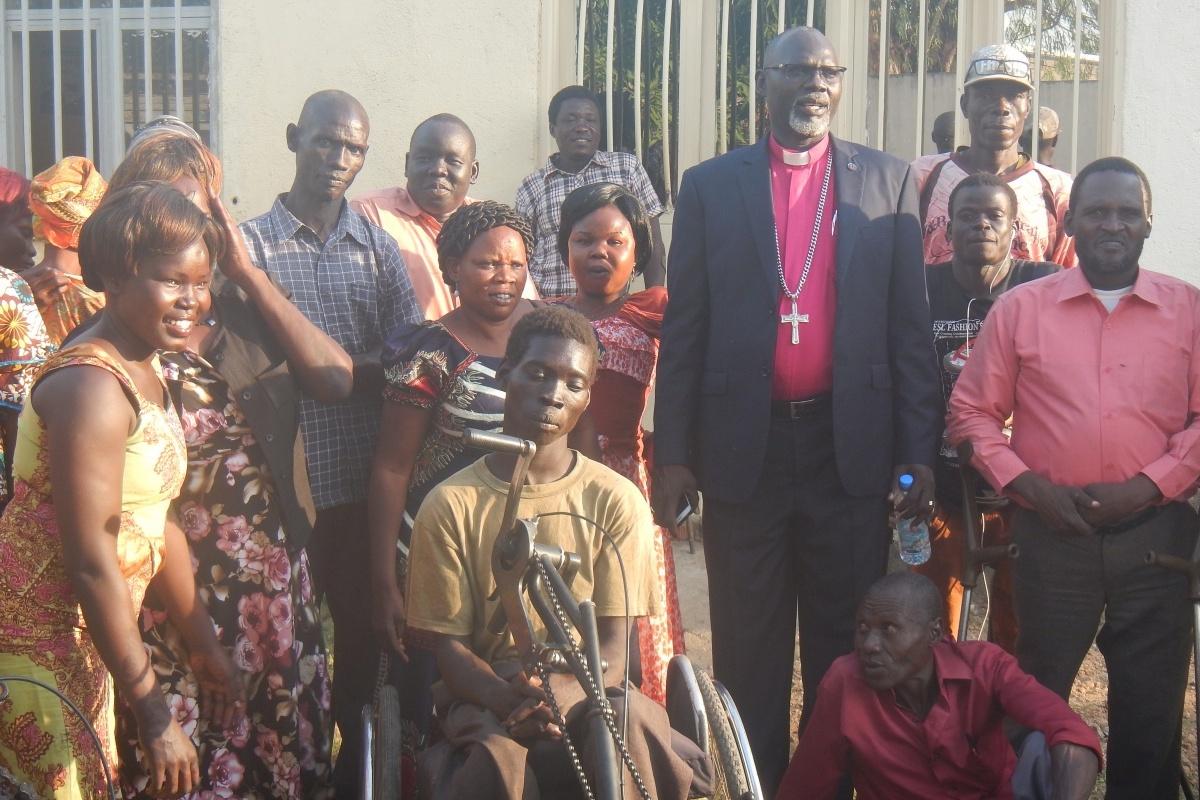 South Sudan AIC