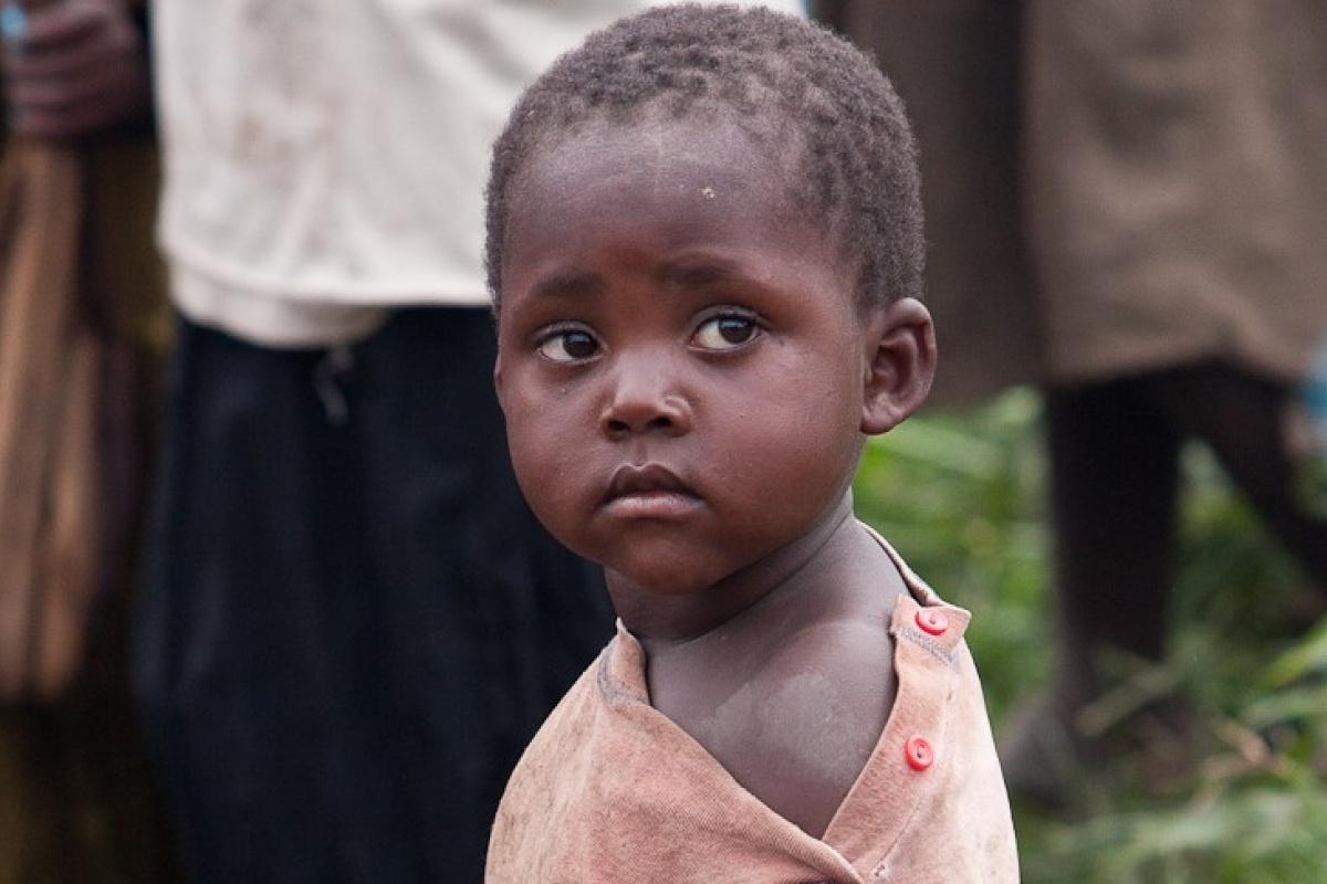 heal africa malnutrition