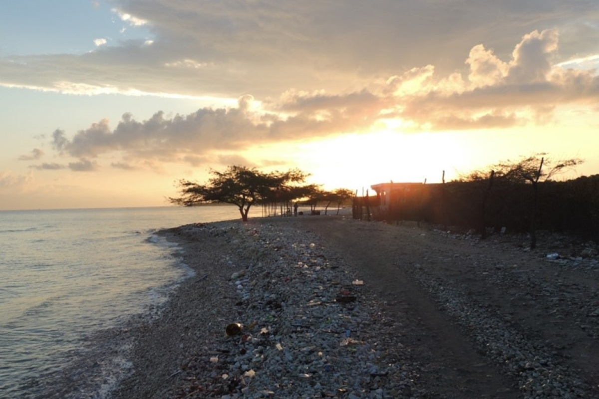 Haiti Easter sunrise