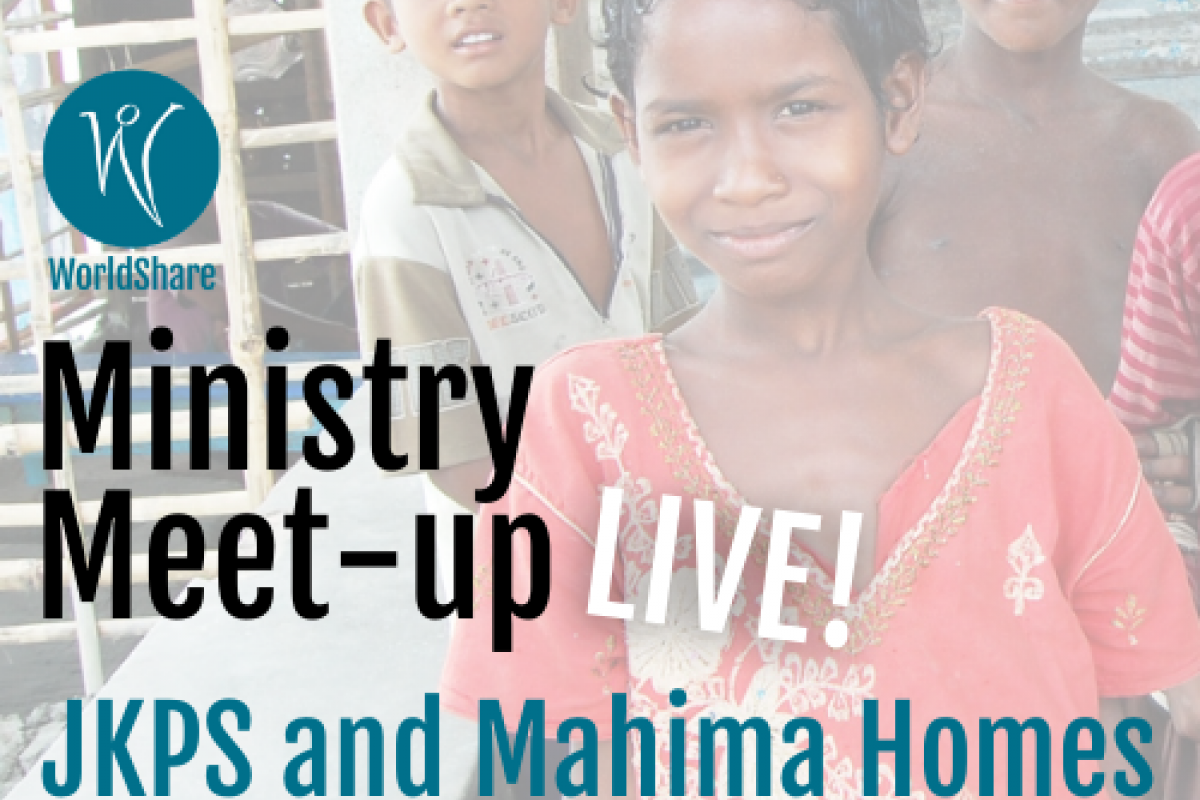 Ministry Meet up Live - JKPS