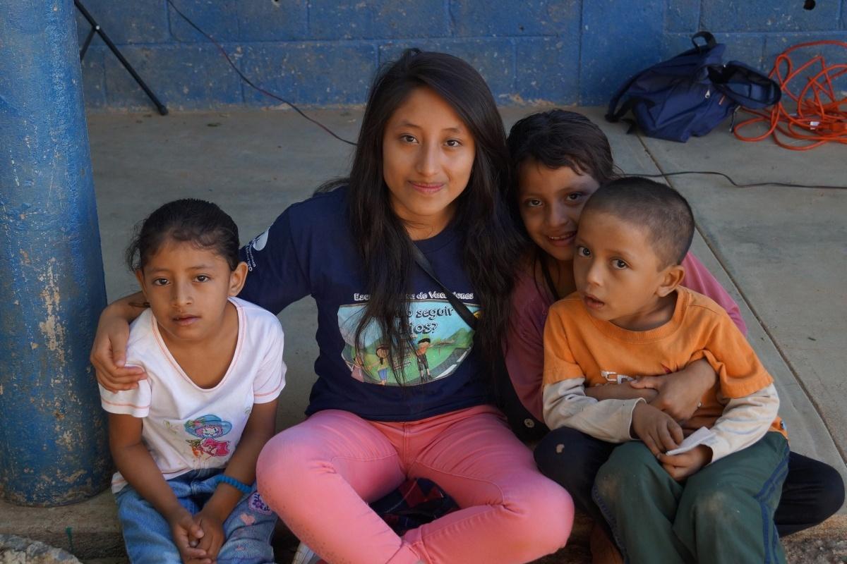 Potters House Chiquimula children