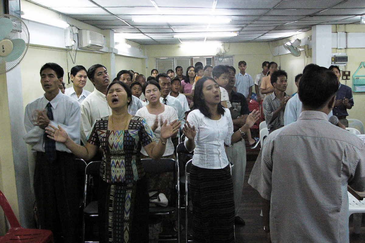 Word of Hope Bible College Myanmar