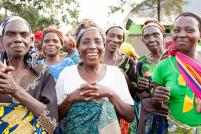 HEAL Africa women