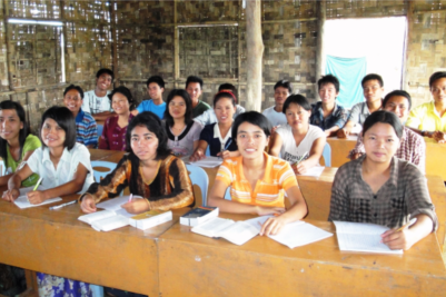 Theological Training in Myanmar