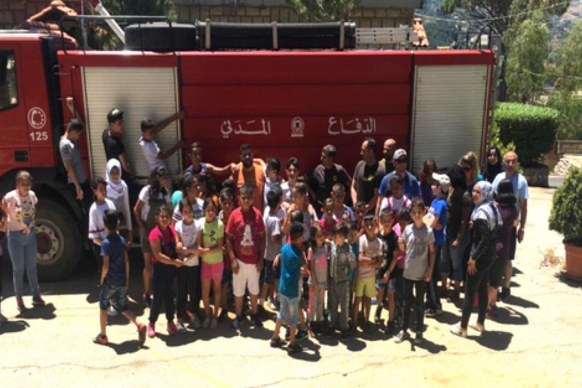 Feal Lebanon Refugees