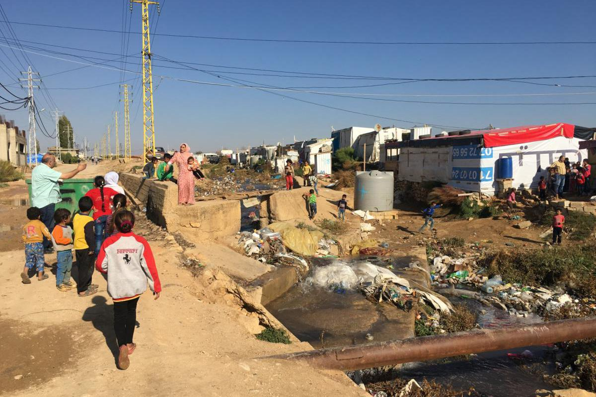 Lebanon syria refugees 1
